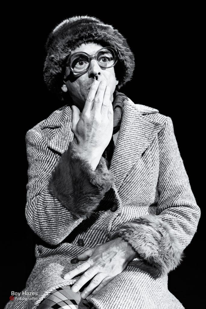 U bent mijn moeder (Robert Jan Heyning) – Noord Hollands | © Boy Hazes 2015