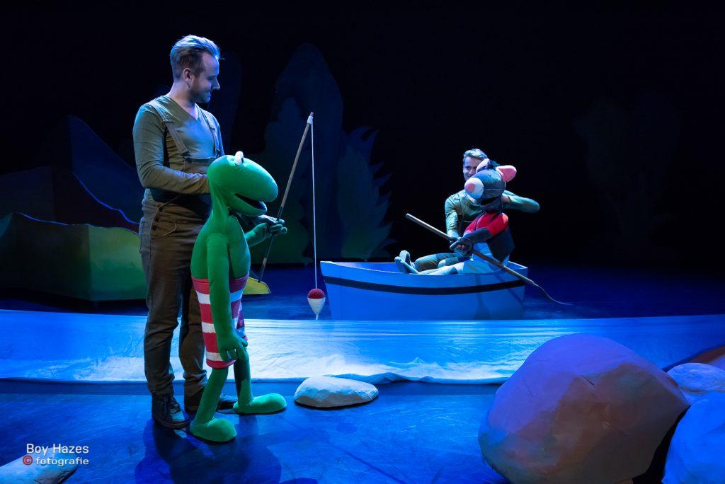 Kikker en de vallende ster – Theater Terra | © BoyHazes 2018