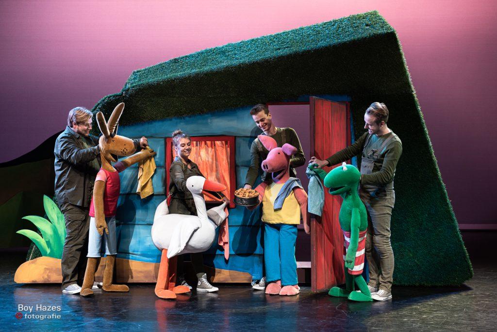 Kikker en het avontuur – Morssinkhof Terra Theaterproducties | © Boy Hazes 2019