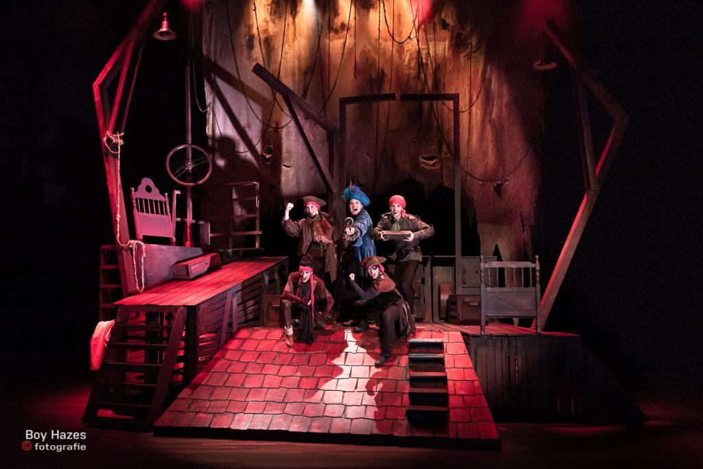Peter Pan – Morssinkhof Terra Theaterproducties | © Boy Hazes 2020