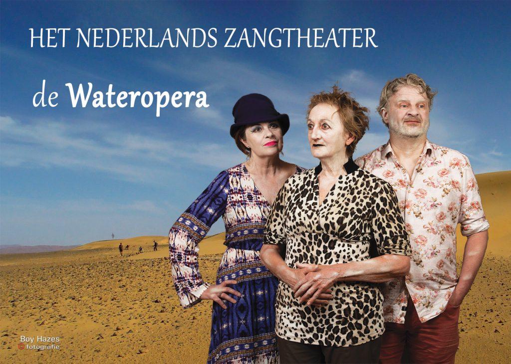 de Wateropera – Het Nederlands Zangtheater (fotografie / flyer) | © Boy Hazes 2019